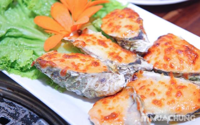 Buffet Nướng Lẩu Đặc Biệt -  Deli Deli Royal City - 35