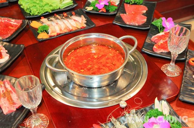 Buffet 50 món Nướng Lẩu Nhật Bản tại Sakaku BBQ  - 36