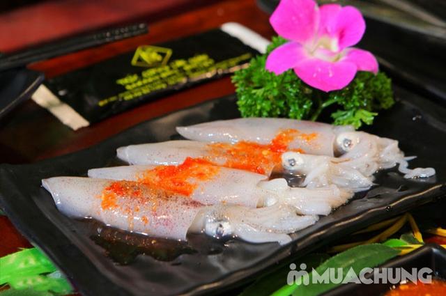 Buffet 50 món Nướng Lẩu Nhật Bản tại Sakaku BBQ  - 16
