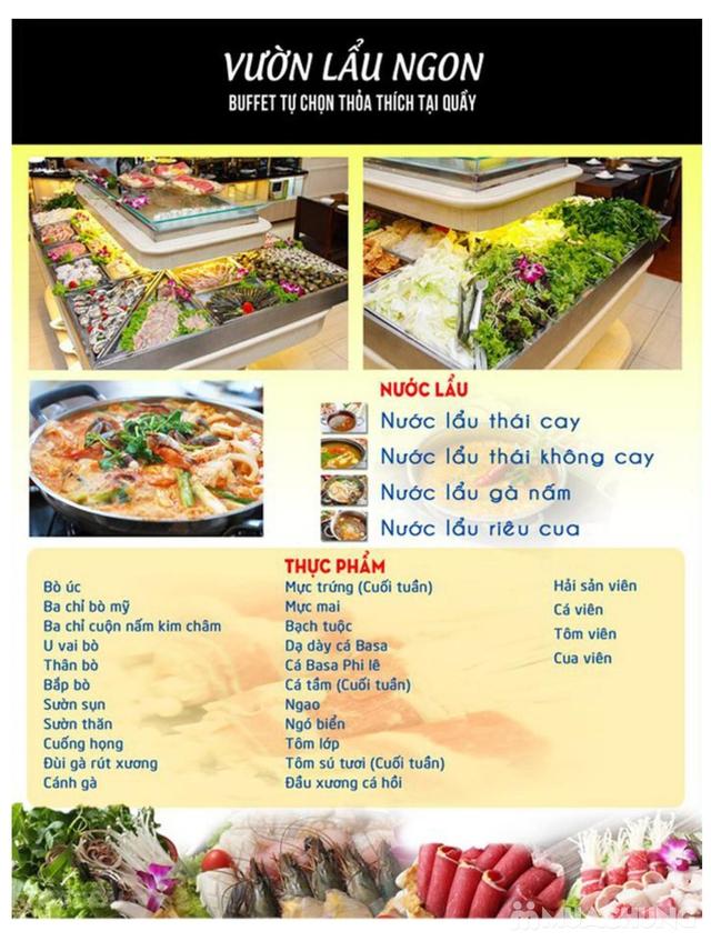 Buffet Lẩu ăn thả ga tại Dedi Deli BBQ- Royal City - 1