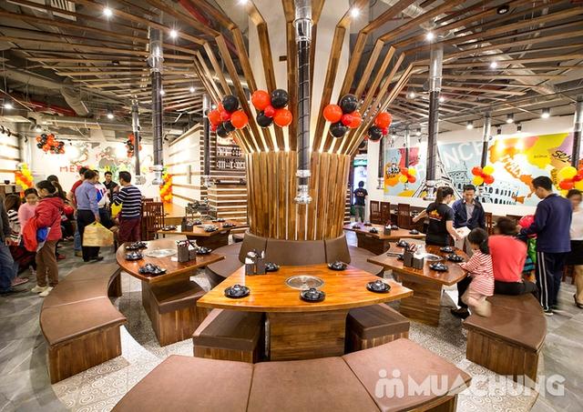 Buffet Lẩu ăn thả ga tại Dedi Deli BBQ- Royal City - 37