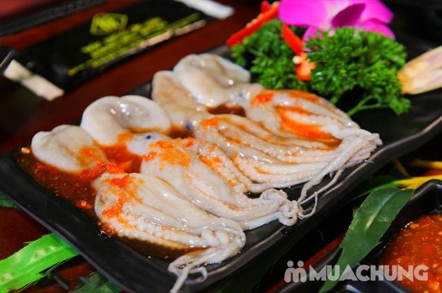 Buffet 50 món Nướng Lẩu Nhật Bản tại Sakaku BBQ  - 12