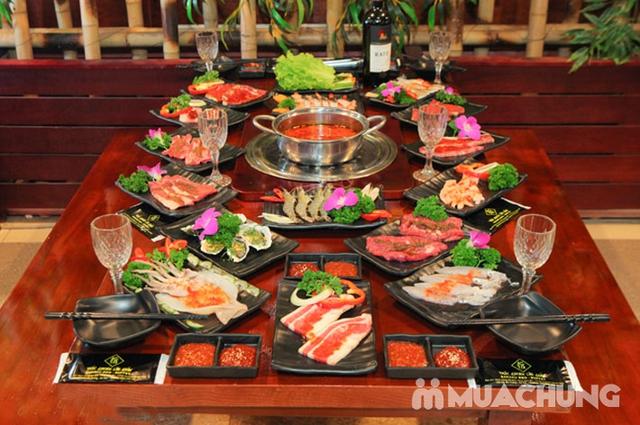 Buffet 50 món Nướng Lẩu Nhật Bản tại Sakaku BBQ  - 2