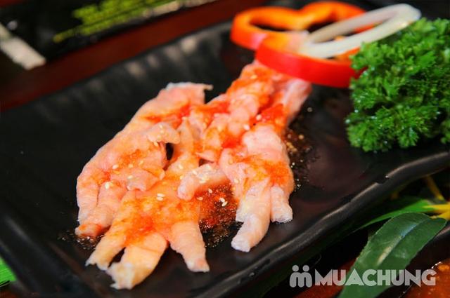 Buffet 50 món Nướng Lẩu Nhật Bản tại Sakaku BBQ  - 9
