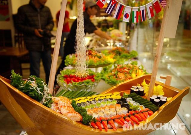 Buffet Lẩu ăn thả ga tại Dedi Deli BBQ- Royal City - 26