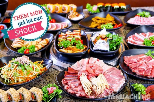 Buffet Nướng Lẩu Đặc Biệt -  Deli Deli Royal City - 19
