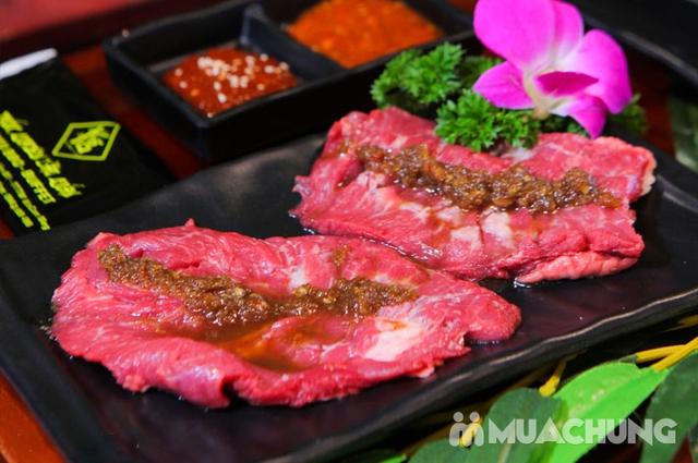 Buffet 50 món Nướng Lẩu Nhật Bản tại Sakaku BBQ  - 11