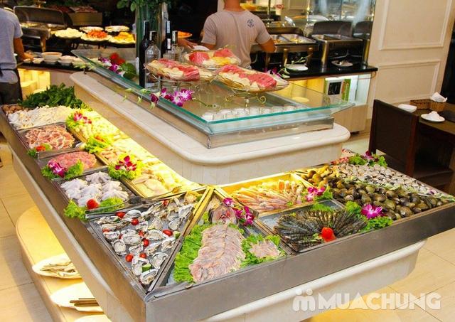 Buffet Lẩu ăn thả ga tại Dedi Deli BBQ- Royal City - 21