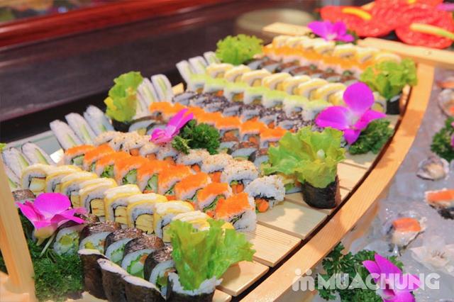 Buffet 50 món Nướng Lẩu Nhật Bản tại Sakaku BBQ  - 39