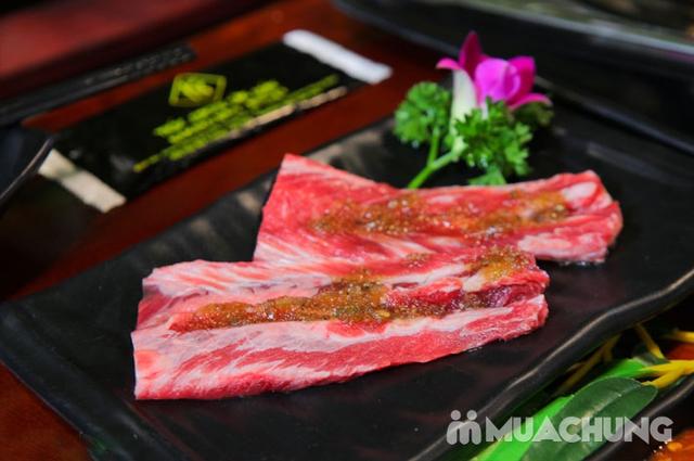 Buffet 50 món Nướng Lẩu Nhật Bản tại Sakaku BBQ  - 7