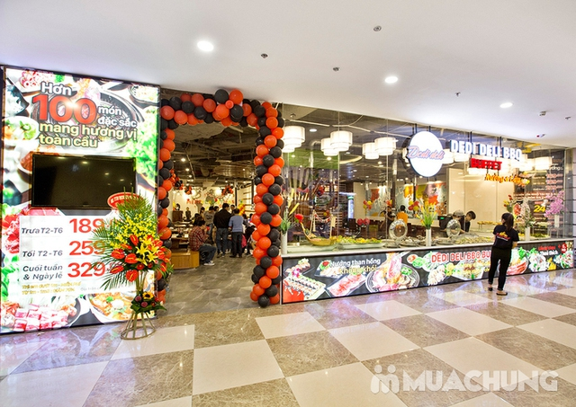 Buffet Lẩu ăn thả ga tại Dedi Deli BBQ- Royal City - 38