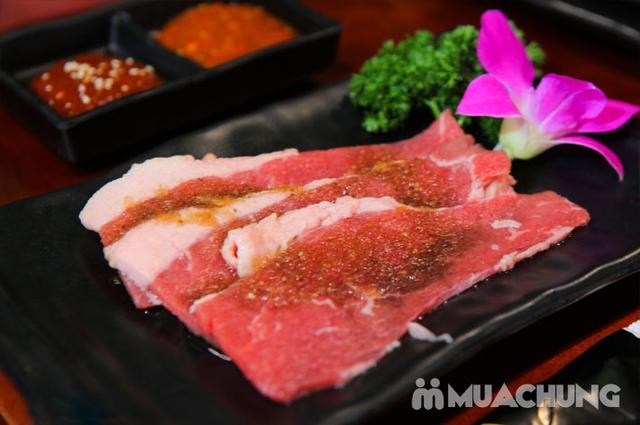 Buffet 50 món Nướng Lẩu Nhật Bản tại Sakaku BBQ  - 10