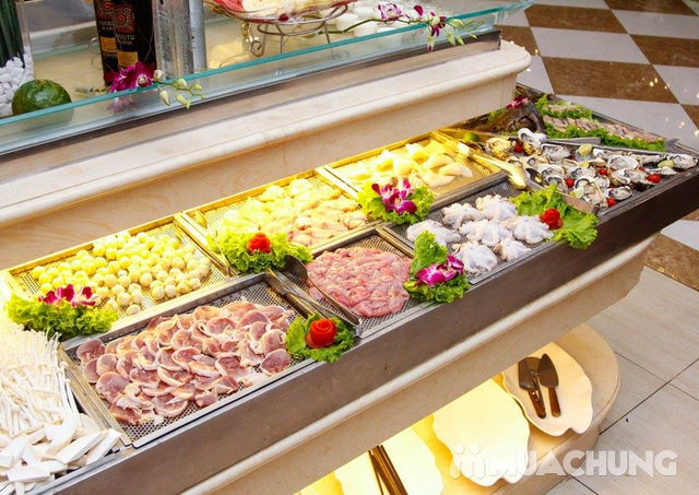 Buffet Lẩu ăn thả ga tại Dedi Deli BBQ- Royal City - 20