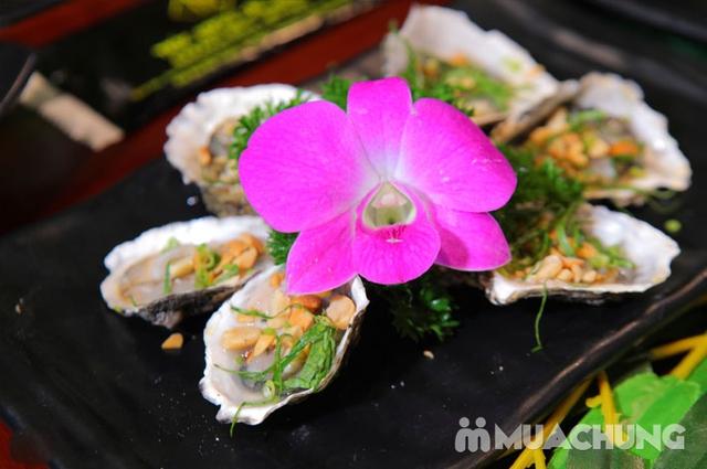 Buffet 50 món Nướng Lẩu Nhật Bản tại Sakaku BBQ  - 14