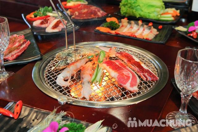 Buffet 50 món Nướng Lẩu Nhật Bản tại Sakaku BBQ  - 3