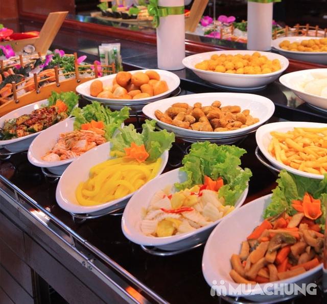 Buffet 50 món Nướng Lẩu Nhật Bản tại Sakaku BBQ  - 37