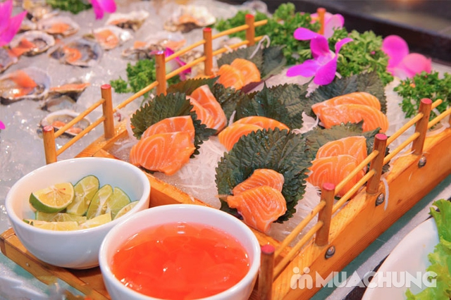 Buffet 50 món Nướng Lẩu Nhật Bản tại Sakaku BBQ  - 25