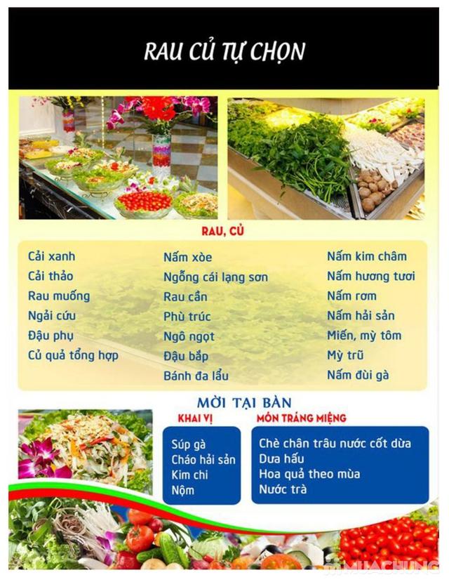 Buffet Lẩu ăn thả ga tại Dedi Deli BBQ- Royal City - 2