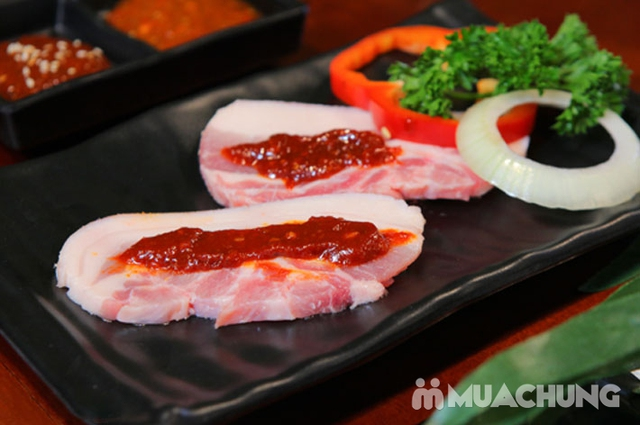 Buffet 50 món Nướng Lẩu Nhật Bản tại Sakaku BBQ  - 18
