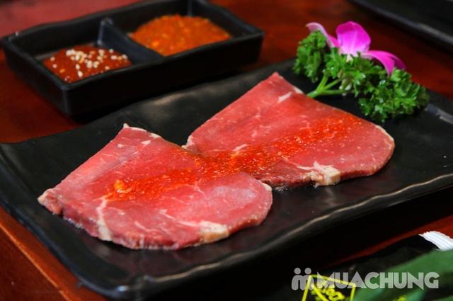 Buffet 50 món Nướng Lẩu Nhật Bản tại Sakaku BBQ  - 6