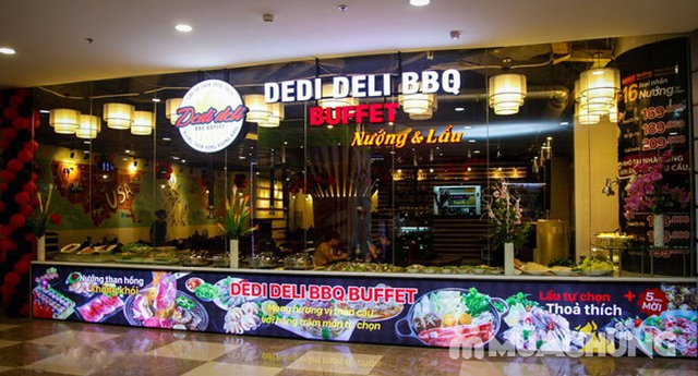 Buffet Lẩu ăn thả ga tại Dedi Deli BBQ- Royal City - 5
