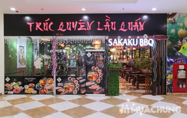 Buffet 50 món Nướng Lẩu Nhật Bản tại Sakaku BBQ  - 52