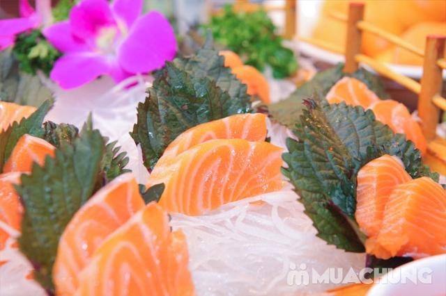 Buffet 50 món Nướng Lẩu Nhật Bản tại Sakaku BBQ  - 20