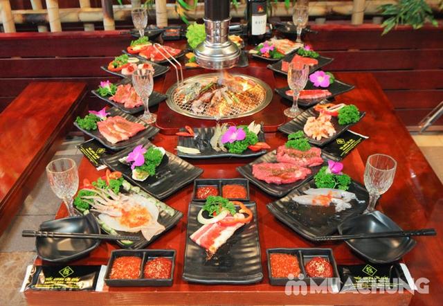 Buffet 50 món Nướng Lẩu Nhật Bản tại Sakaku BBQ  - 1