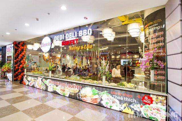 Buffet Nướng Lẩu Đặc Biệt -  Deli Deli Royal City - 77