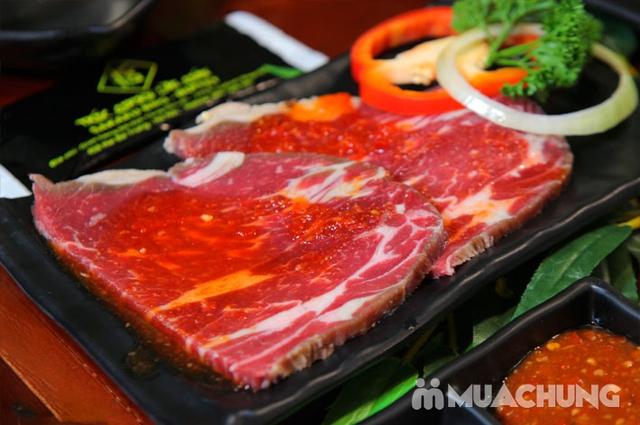 Buffet 50 món Nướng Lẩu Nhật Bản tại Sakaku BBQ  - 8