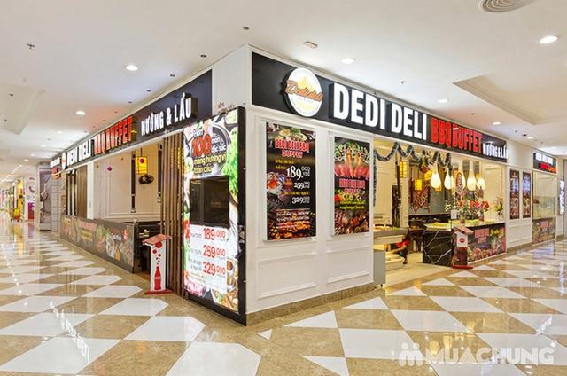 Buffet Nướng Lẩu Đặc Biệt -  Deli Deli Royal City - 76