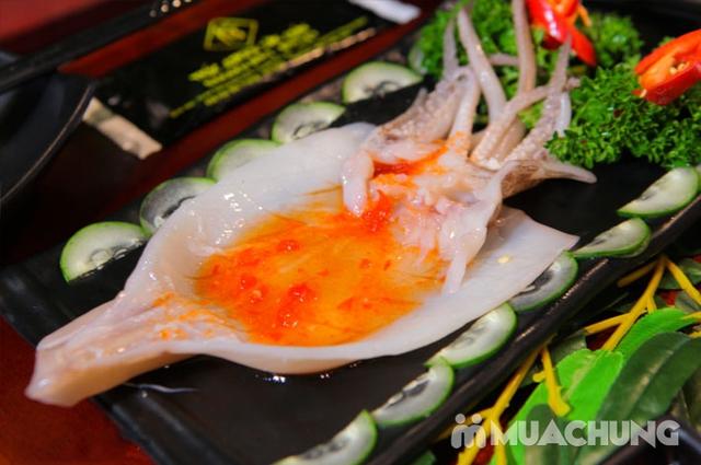 Buffet 50 món Nướng Lẩu Nhật Bản tại Sakaku BBQ  - 15