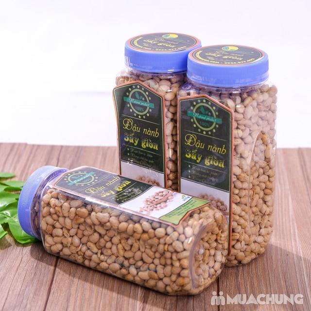 3 hộp đậu nành sấy giòn thơm ngon, bùi ngọt (300g) - 8