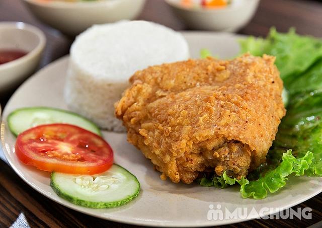 Thưởng thức gà Hangang vị ngon tròn cảm xúc - 6