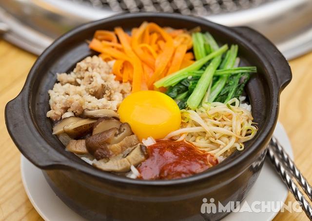 Buffet nướng KoreanBBQ menu mới - Tặng lẩu nhóm 6N - 20