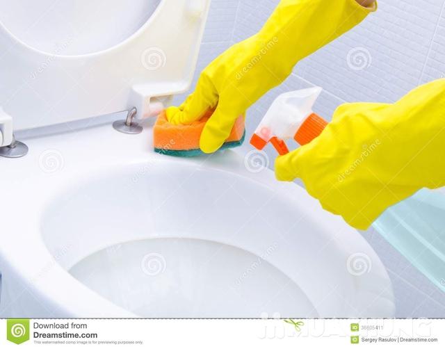 Chai xịt tẩy rửa Toilet ROCKET 300ML - 3