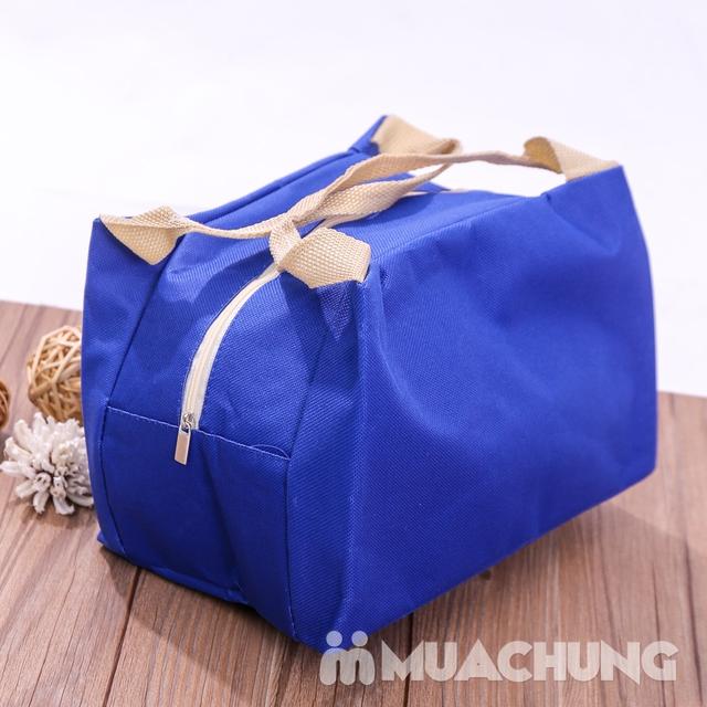 Combo 2 túi giữ nhiệt đựng đồ ăn kích thước to+ bé - 10