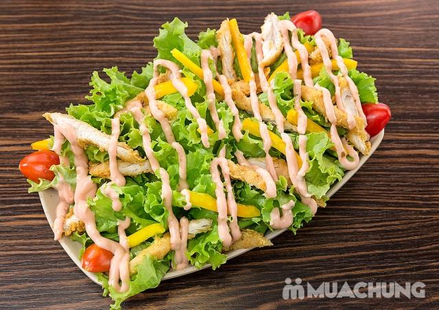 Set Gà nướng phô mai + Salad + Pepsi chuẩn vị Hàn - 2