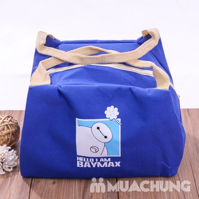 Combo 2 túi giữ nhiệt đựng đồ ăn kích thước to+ bé - 9