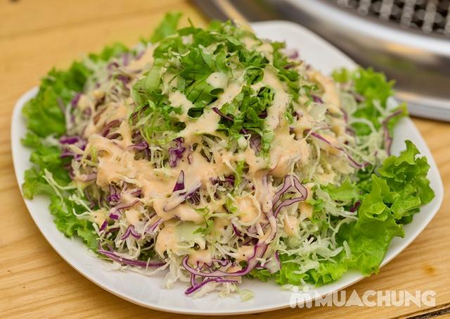 Buffet nướng KoreanBBQ menu mới - Tặng lẩu nhóm 6N - 23