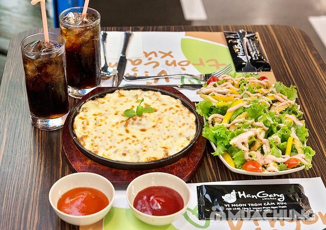 Set Gà nướng phô mai + Salad + Pepsi chuẩn vị Hàn - 4