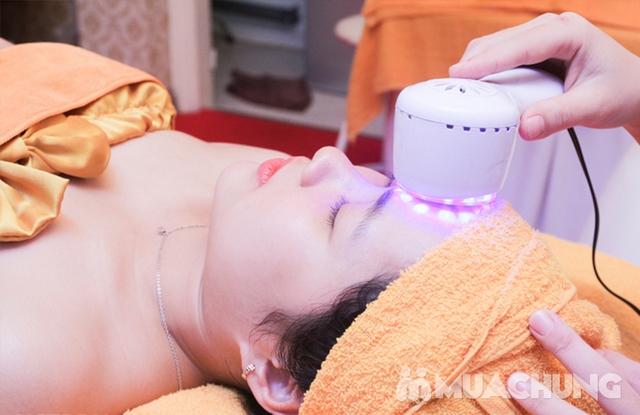 Trẻ hóa da mặt + Massage cổ, vai, gáy thư giãn Doctor Kiệm Spa - 19