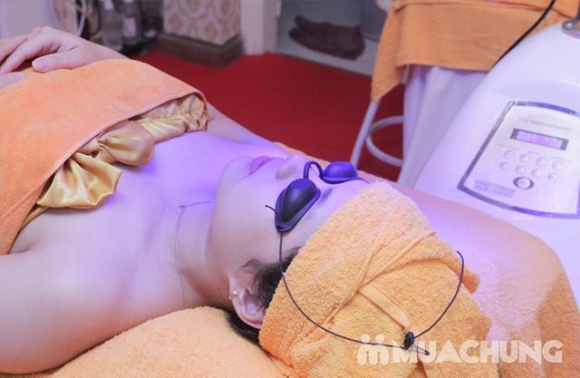 Trẻ hóa da mặt + Massage cổ, vai, gáy thư giãn Doctor Kiệm Spa - 18