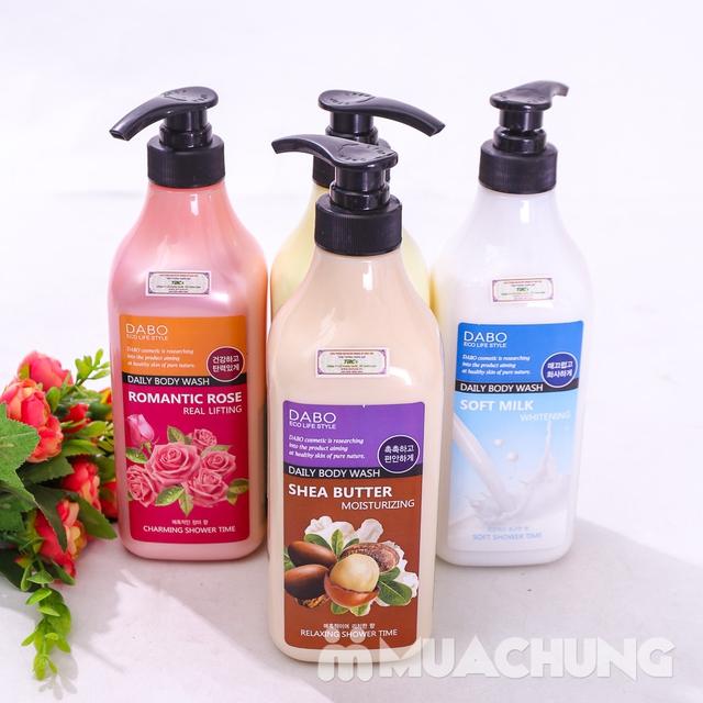 Sữa tắm cao cấp DaBo Hàn Quốc nhiều mùi hương - 12