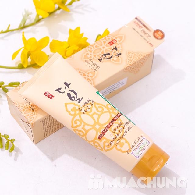 Kem tẩy trang DaBo Natural tẩy trang, dưỡng trắng  - 9