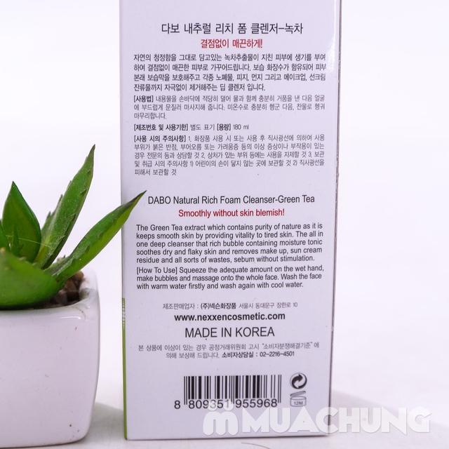 Sữa rửa mặt DaBo Hàn Quốc - Lợi ích 3 trong 1  - 10