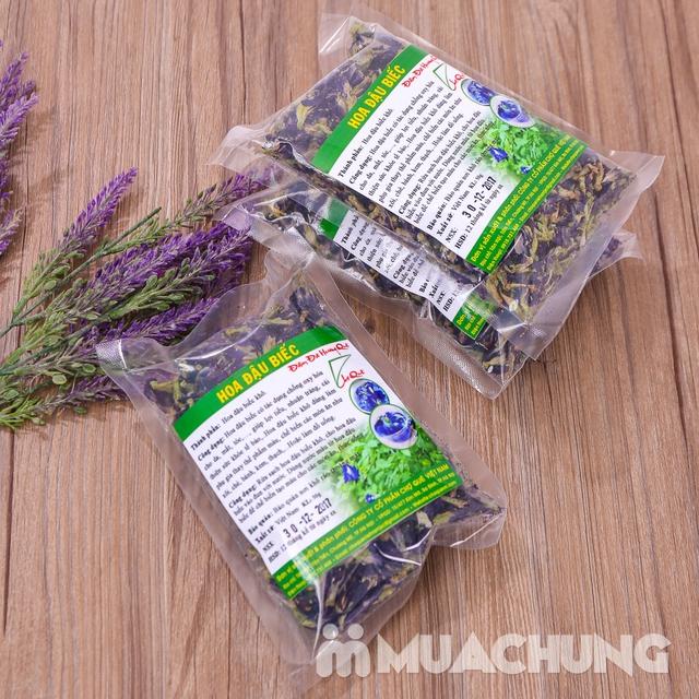 03 gói hoa đậu biếc khô nhiều công dụng gói 50g - 12