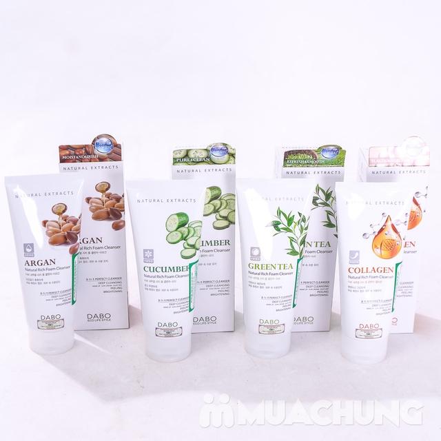 Sữa rửa mặt DaBo Hàn Quốc - Lợi ích 3 trong 1  - 9