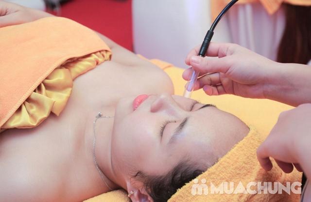Trẻ hóa da mặt + Massage cổ, vai, gáy thư giãn Doctor Kiệm Spa - 9