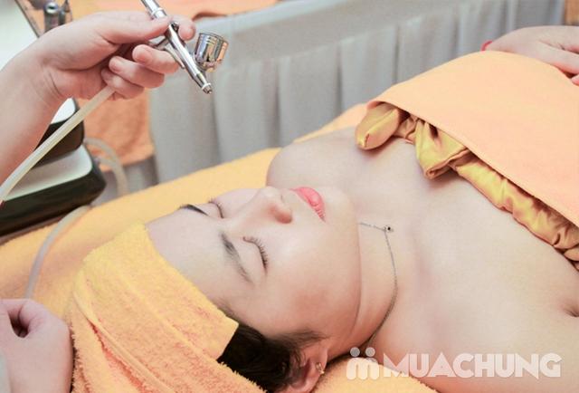 Trẻ hóa da mặt + Massage cổ, vai, gáy thư giãn Doctor Kiệm Spa - 14
